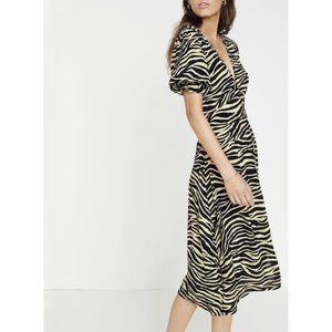 NWT Faithful The Brand Rafa Midi Dress